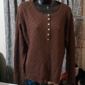 Laura Scott sweater